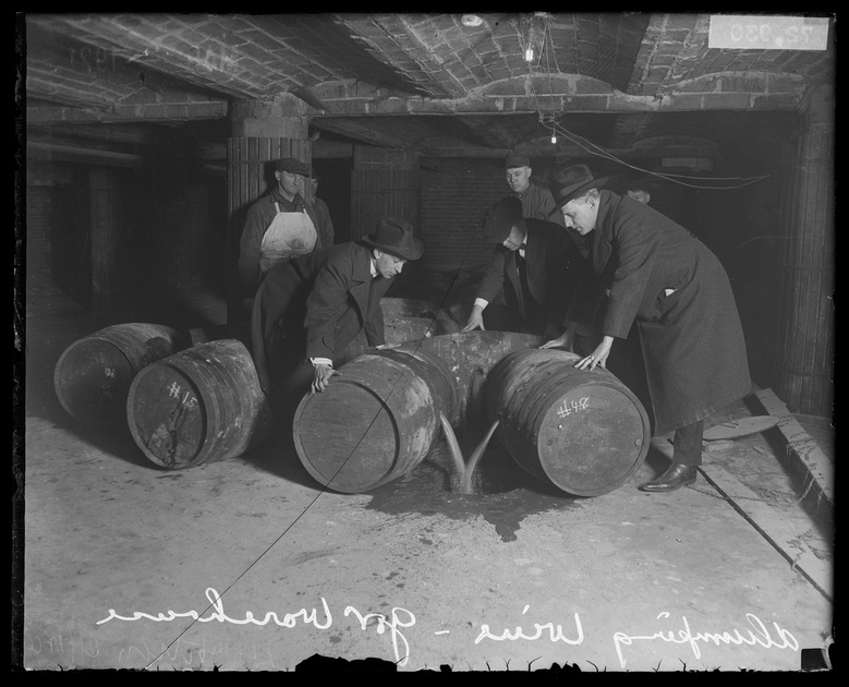 """prohibition era essay On 16th january 1920 the """"volstead act"""" was imposed all over united states the manufacture, sale, export and import of alcohol were banned under this act[3."""